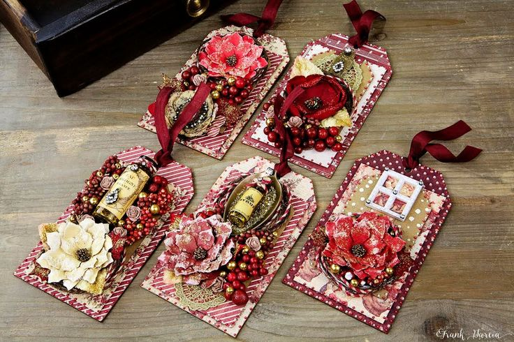 Christmas Cheer Tags with Frank Garcia on Live with Prima