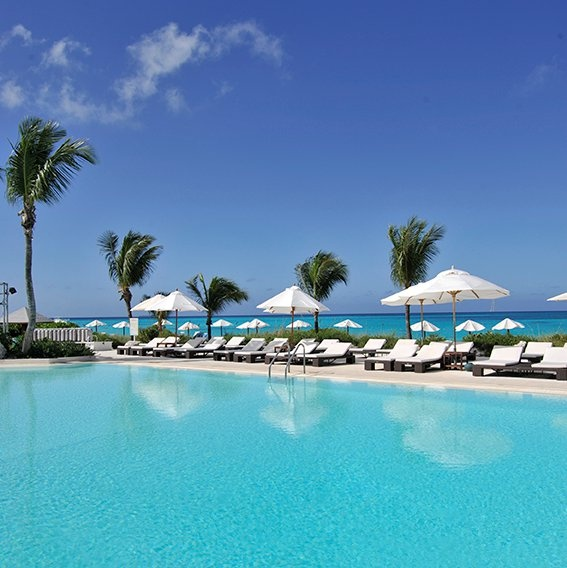Club Med Columbus Isle - pool www.vowtotravel.com Book a well deserved getaway today!