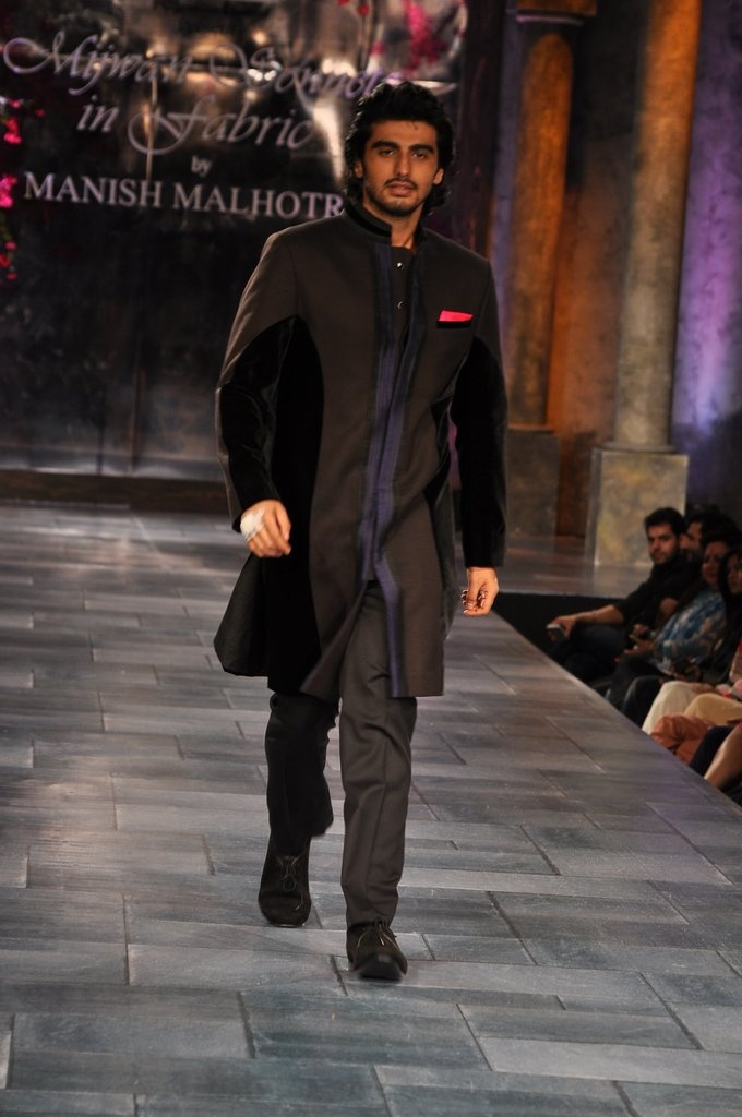 Arjun Kapoor Chokra Jawan!