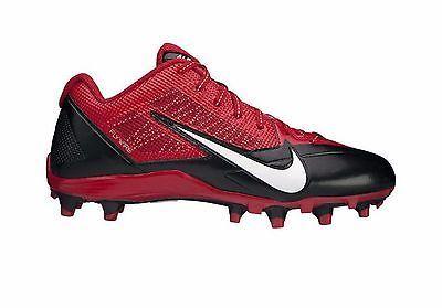 Nike Alpha Pro Td NFL Atlanta ATL Falcons Men's Football Cleats Shoe Was $95