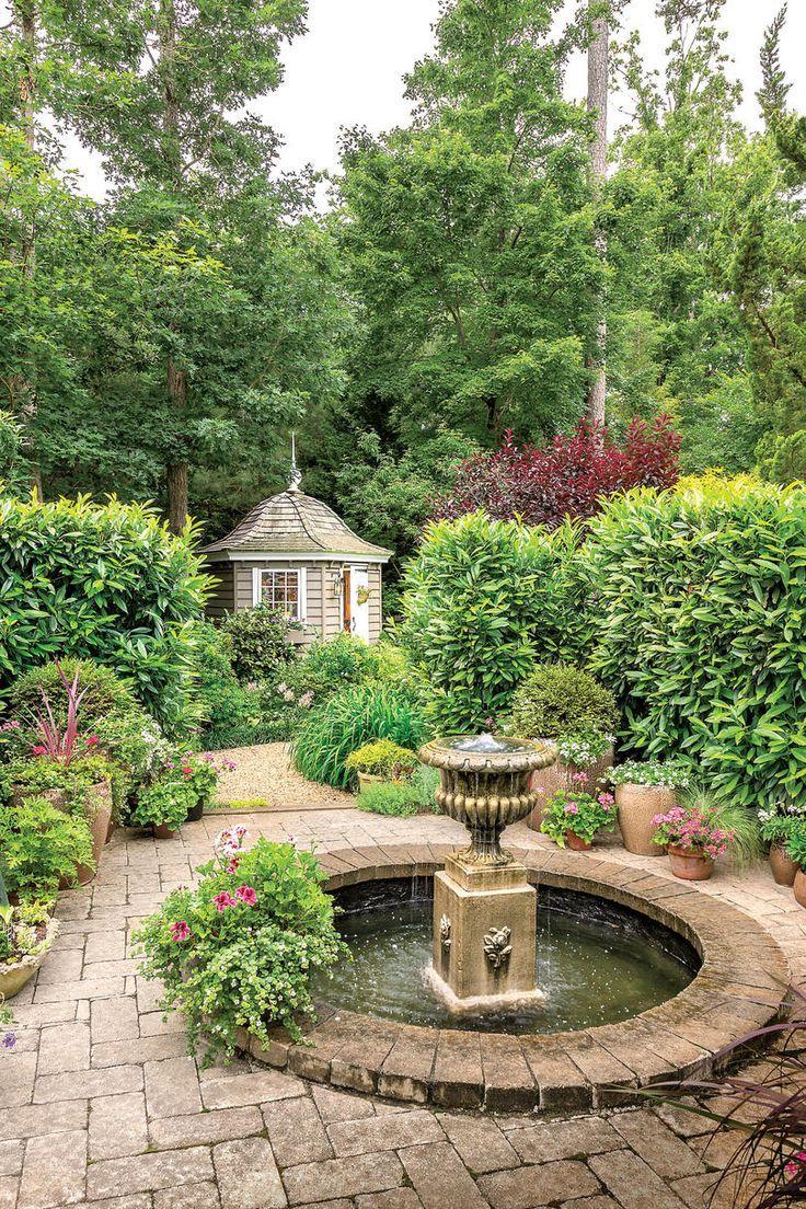 Virginia English Country Garden Country English Garden Virginia English Garden Design Cottage Garden English Country Gardens