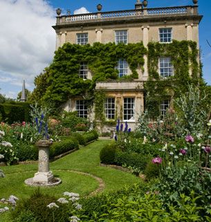 Highgrove, the residence of Prince Charles and Camilla, Duchess of Cornwall, in the Summer