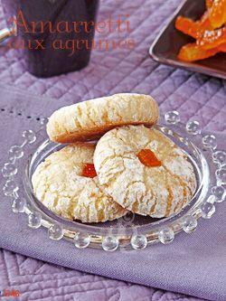 Je suis une grande fan de biscuits Italiens. Et pas seulement des Amaretti … Mais ceux-ci sont tellement simples à réaliser que je les ai choisi pour utiliser le parfum de ces délicieux, et énormes, citrons de Sicile que je...