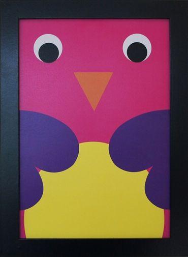 Print Bird. Design Sara Vestberg