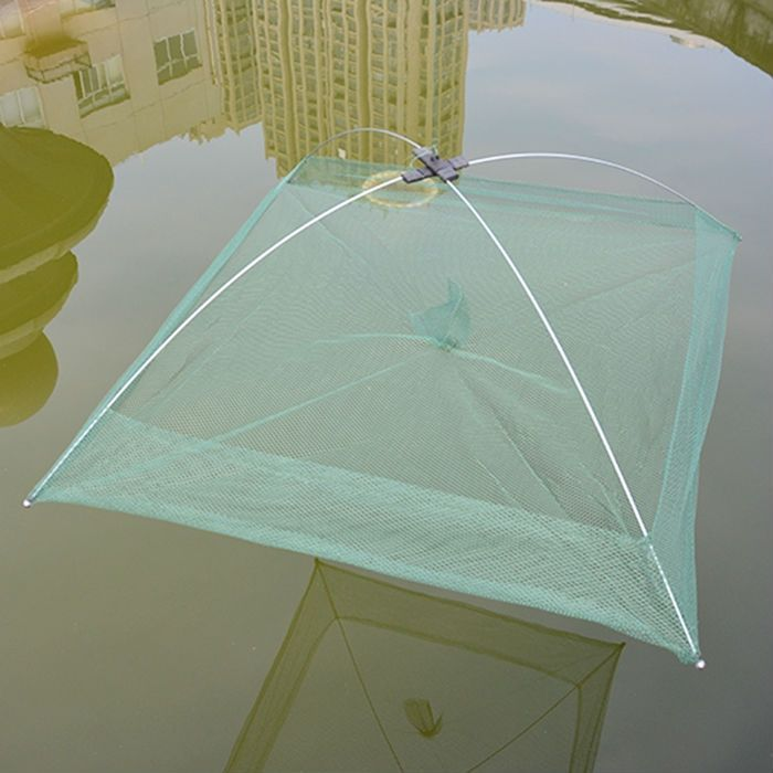 5.4$  Buy here - Large Fishing Net for Sale nylon networking Fish Net  Fishing cage Shrimp Net Fishing accessories 80cm x 80cm 100cm x 100cm   #magazine