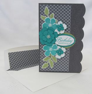 Stamping Moments: Stampin' Up! Envelope Liners.....