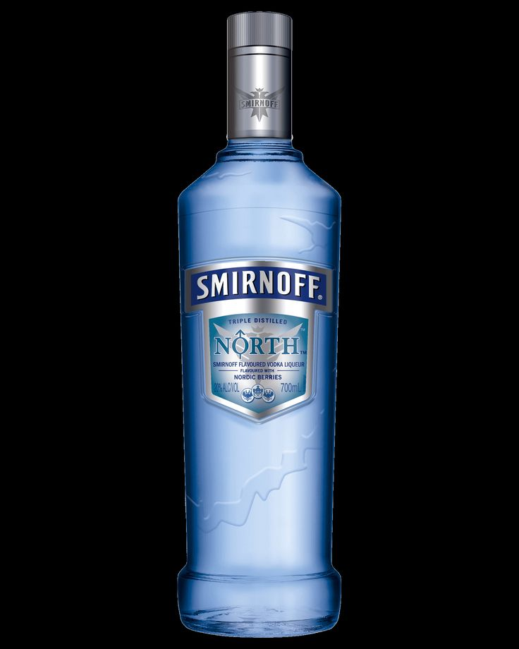 Smirnoff North Vodka Liqueur 700mL
