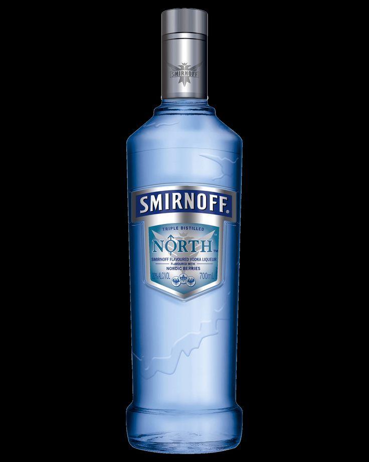 Smirnoff North Vodka Liqueur 700mL