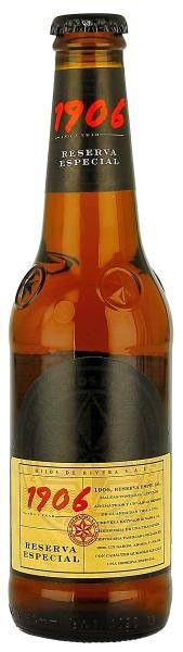 Beers of Europe | Estrella Galicia 1906 Reserva Especial