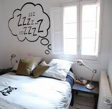 Znalezione obrazy dla zapytania napisy na ścianę do sypialni