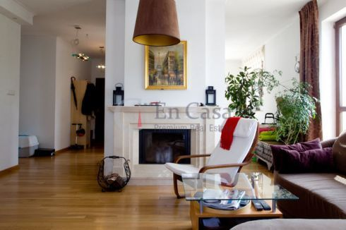 #Warszawa #Wilanów #Potockiego #salon #kominek #sprzedaż  Więcej: http://domy.pl/mieszkanie/warszawa-wilanow-stanislawa_kostki_potockiego-5-pokoje-1650000-pln-128m2-sba/dol943539847