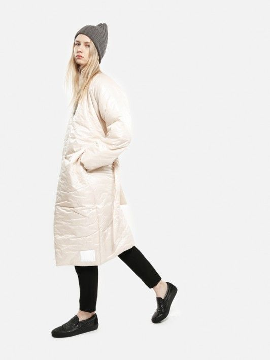 BACK BY ANN-SOFIE BACK sober puffa coat