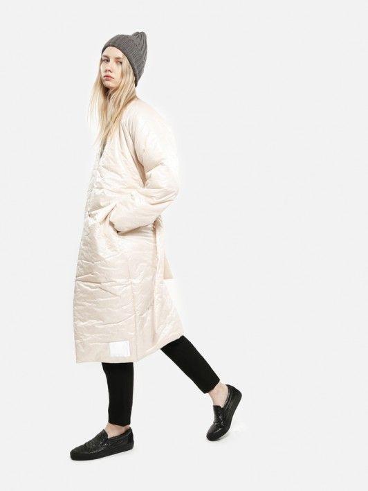 BACK BY ANN-SOFIE BACK sober puffa coat