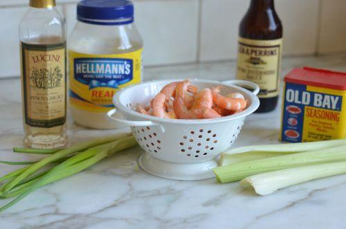 Old Bay Shrimp SaladReally nice recipes. Every hour.Show me what  Mein Blog: Alles rund um die Themen Genuss & Geschmack  Kochen Backen Braten Vorspeisen Hauptgerichte und Desserts # Hashtag