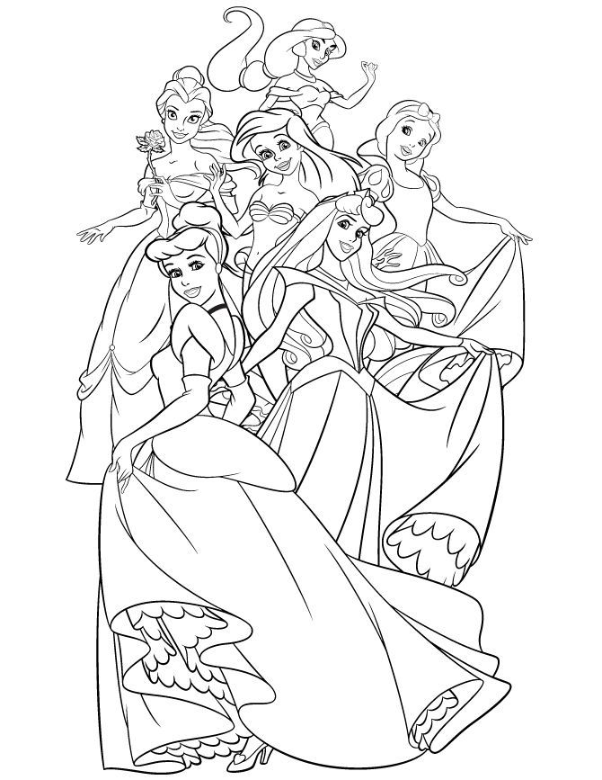 Free Printable Mythical Coloring Pages For Adults
