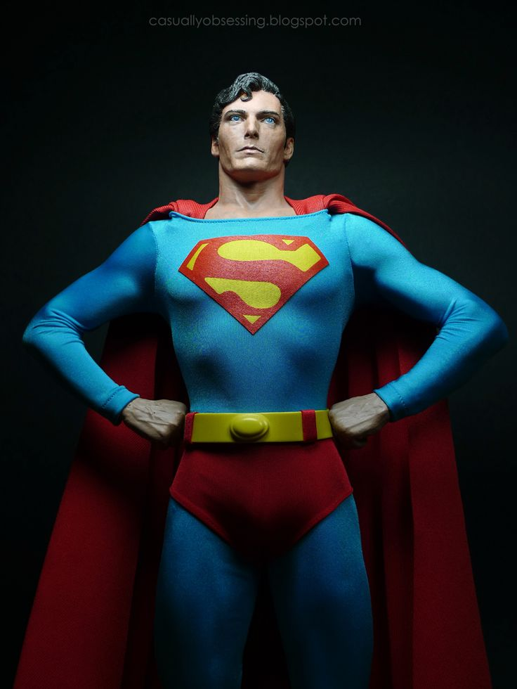 Christopher Reeve Supe...
