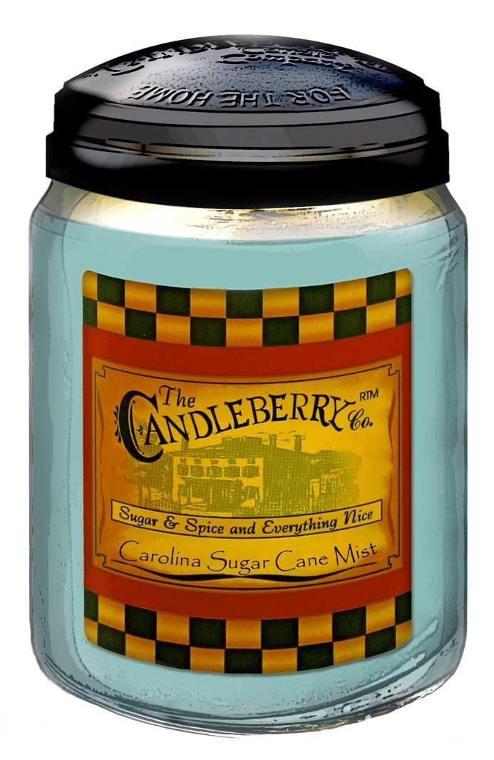 Carolina Sugar Cane Mist 26 oz. Large Jar