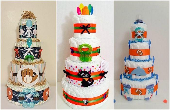 1001 Ideen Und Bilder Zum Thema Windeltorte Selber Machen Cake