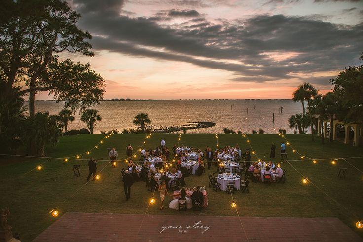 Tiffany & Matt's Powel Crosley Estate Wedding - Tampa Wedding Photographer   Destination Wedding Photography