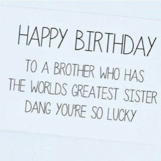 Birthday Quotes For Younger Brother From Sister: 17 Best Ideas About Funny Happy Birthdays On Pinterest