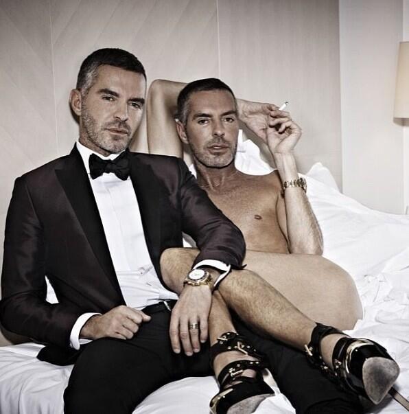 Dean and Dan Caten   dsquared   Fashion   Pinterest   Dean ...