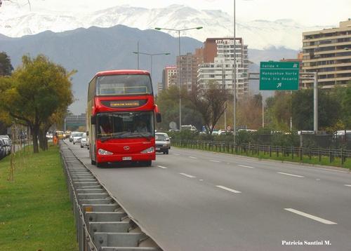 ✿⊱╮Avenida Kennedy, Las Condes, Santiago, Chile