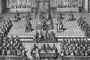 Les Etats généraux de 1560 ont réuni 127 députés pour le clergé, 107 pour la noblesse et 221 pour le tiers état.