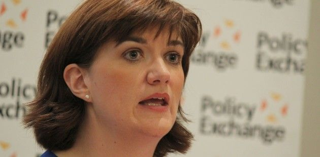 "Education secretary Nicky Morgan, ""Art subjects limit career choices."" Say what?!"