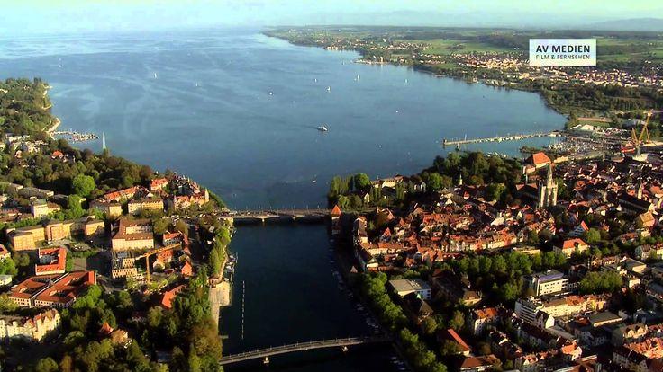 Luftaufnahmen von Stuttgart und Baden - Württemberg