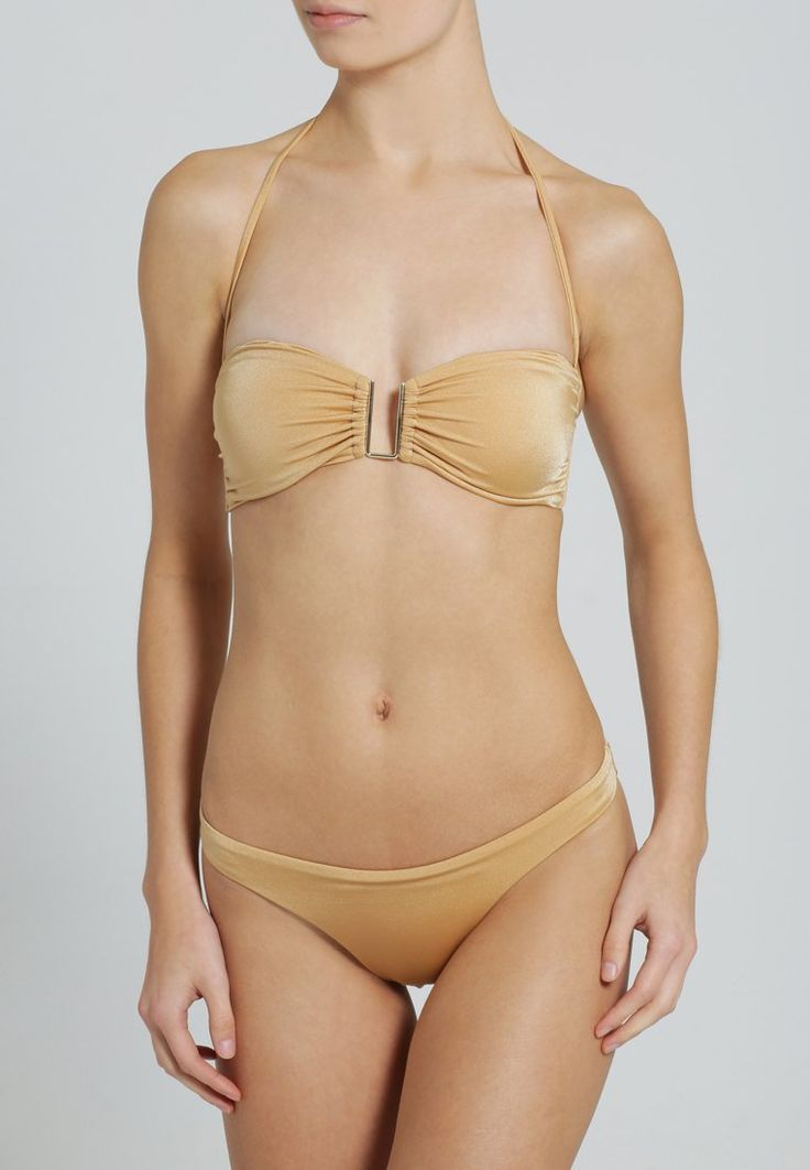 0889624010103 | #Melissa #Odabash #BARCELONA #Bikini #gold #für #Damen