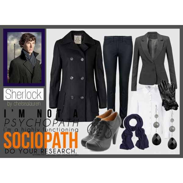 """Sherlock"" .....loving the black on black on black!!!  Can't wait for fall and winter!!"