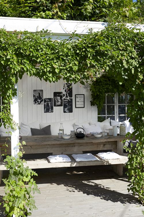 Creating Outdoor Spaces best 10+ outdoor dining rooms ideas on pinterest | mismatched