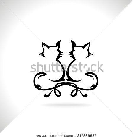 32 best images about katzen grafiken on pinterest cats flora and arabic words. Black Bedroom Furniture Sets. Home Design Ideas