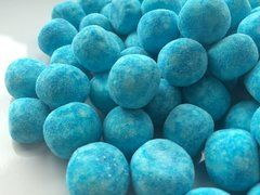 Sour Blue Raspberry Bonbons 250g