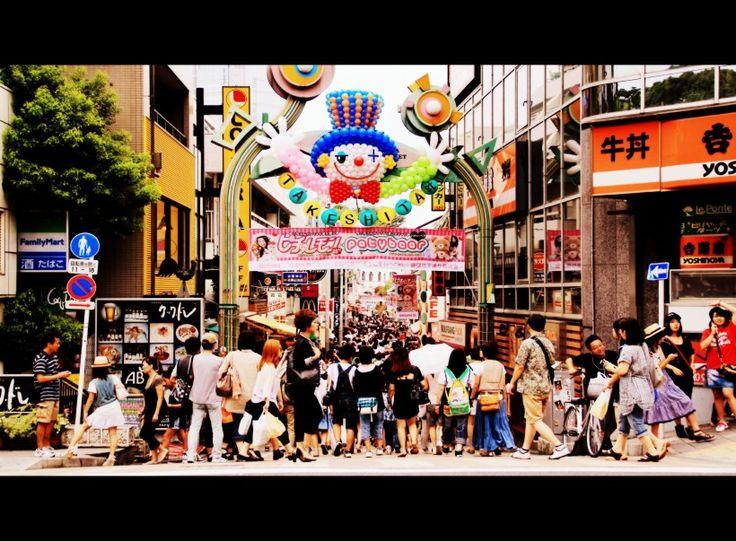Things To Do On Takeshita Street, Harajuku