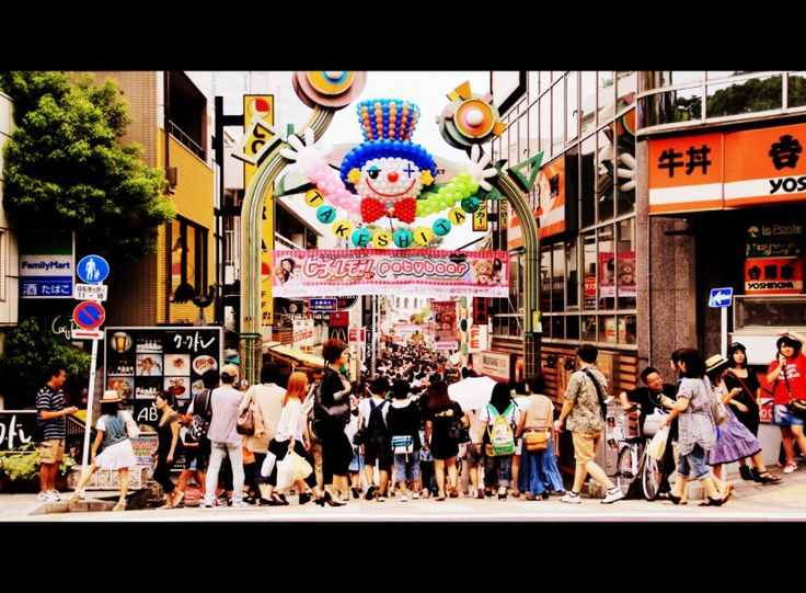 Things To Do On Takeshita Street, Harajuku