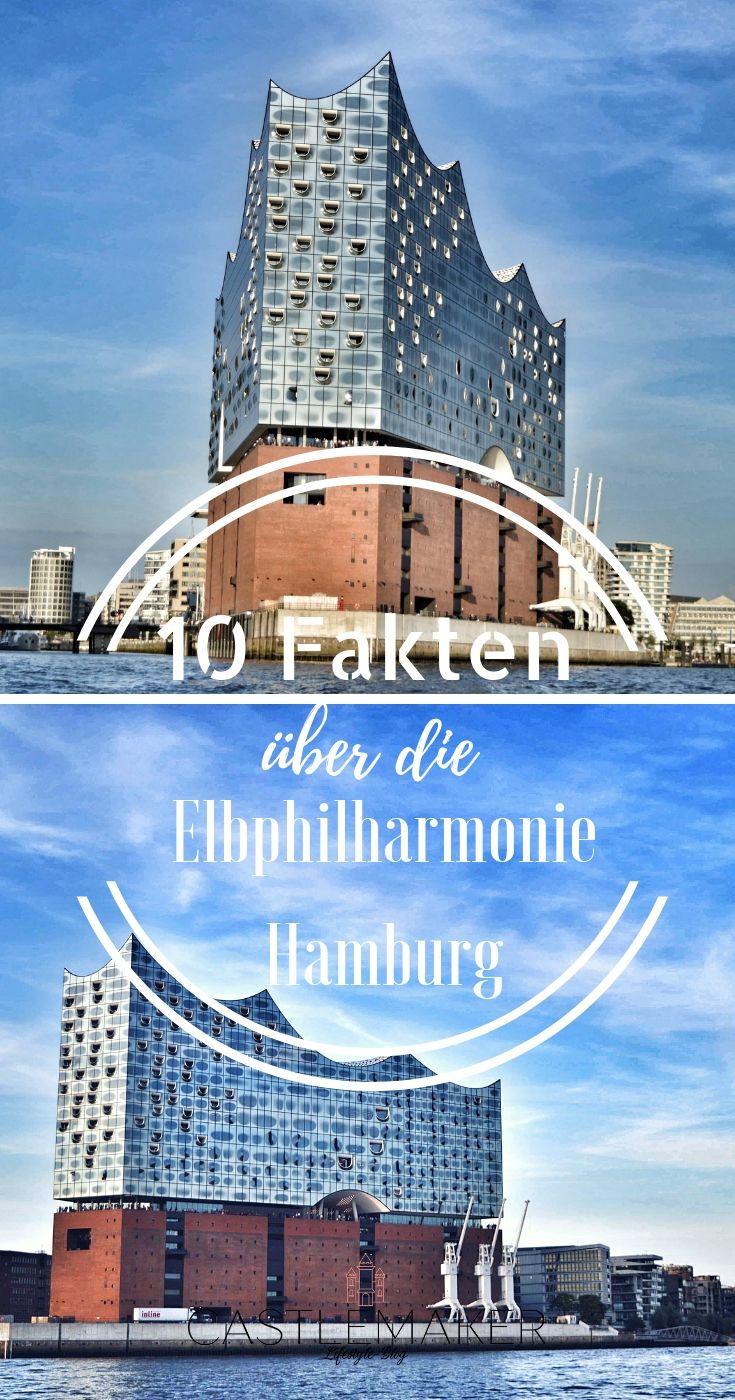 10 Fakten Uber Die Elbphilharmonie In Hamburg Castlemaker Urlaub In Deutschland Reiseziele Urlaub