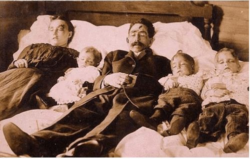 victorian death portraits   Memento Mori: Victorian Death Photos - Listverse