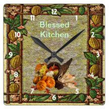 #Wallclock collection with #clocks for the home by #Sandyspider: on #Zazzle