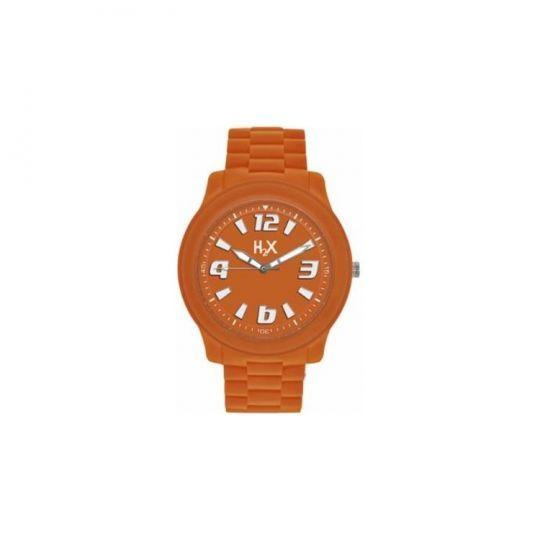 Haurex SO381XO1 H2X Womens Splash Orange Watch
