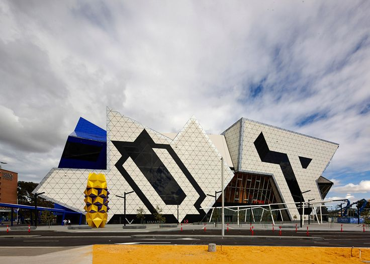 ARM Architecture's Perth Arena