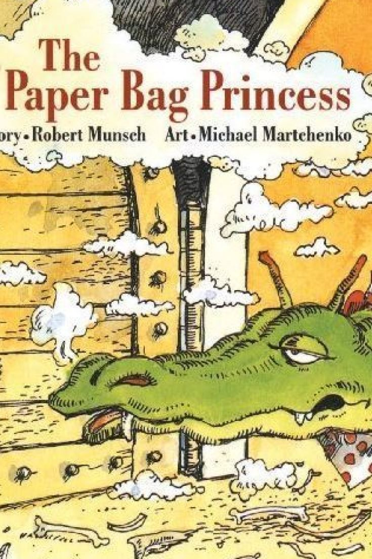 Paper Bag Princess: The Empowering Story Behind This Robert Munsch Classic