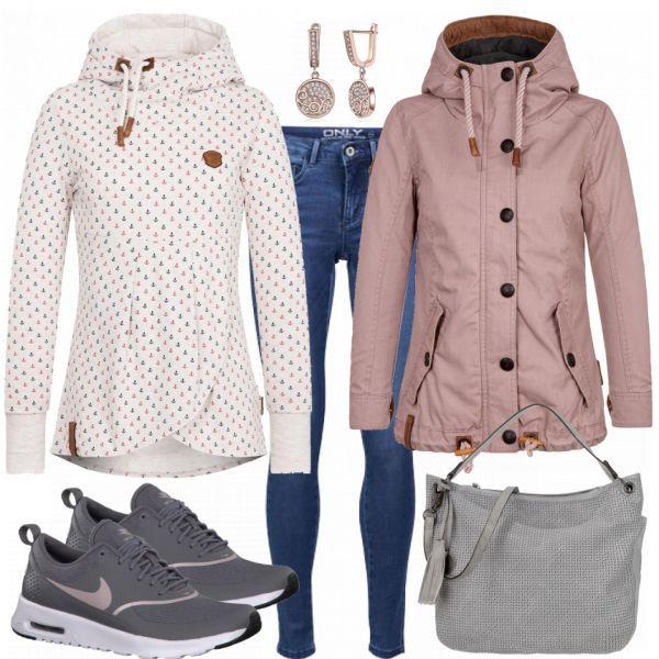a63e91e50058 Anker Damen Outfit - Komplettes Freizeit Outfit günstig kaufen ...