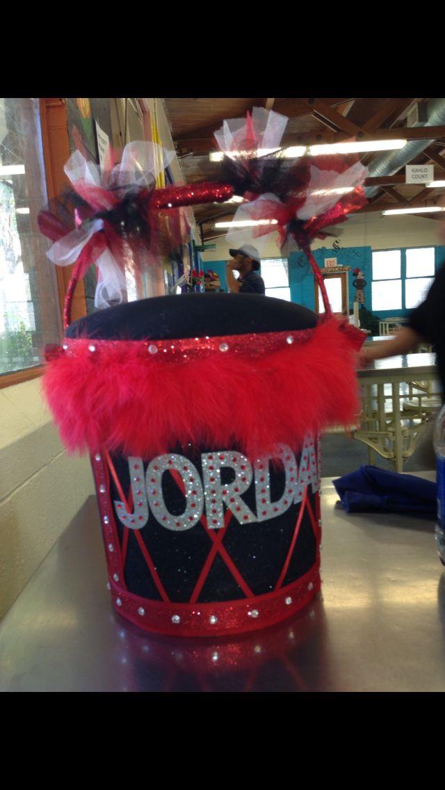 Daughter's Cheer Bucket