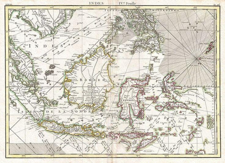 GEO'S: Peta Indonesia Tempo Doloe Part #1