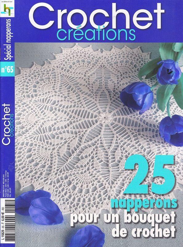 Альбом«Crochet Creations 65. Комментарии : LiveInternet - Российский Сервис Онлайн-Дневников