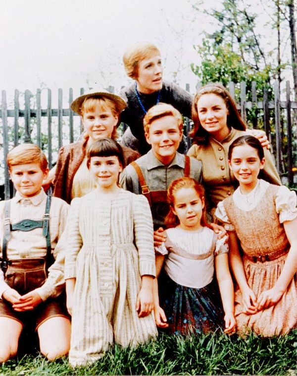 73 best The Sound of Music images on Pinterest | Sound of music ...