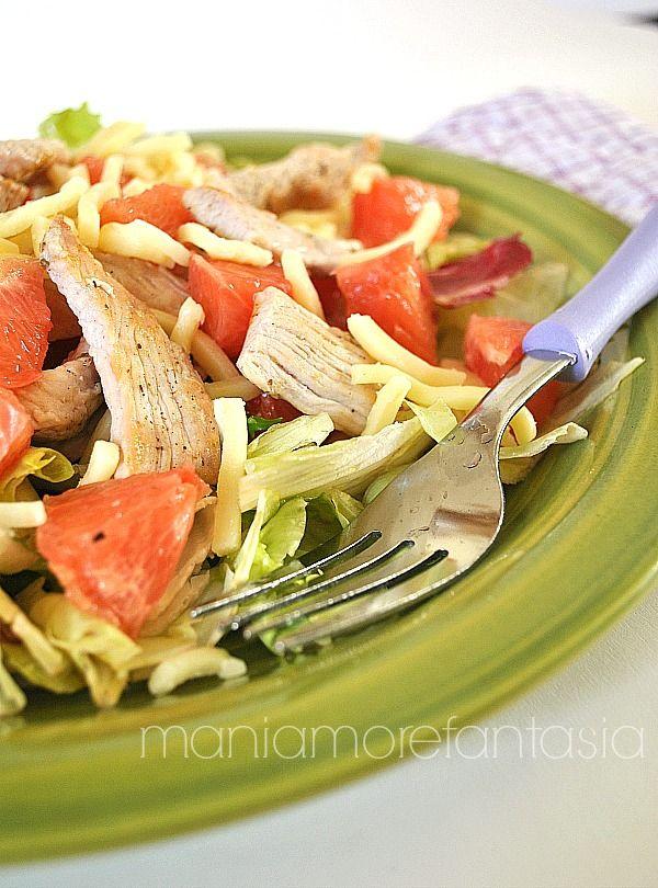 insalata di pompelmo
