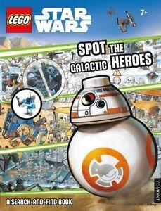 Lego® Star Wars: a Search-And-Find Book