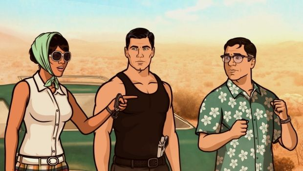full episodes of archer | Archer' Season 6 Premieres: Acronym ISIS Changed: The Comeback Of ...